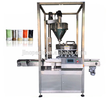 Baking Powder filling machine tin can baby cereal packaging machine