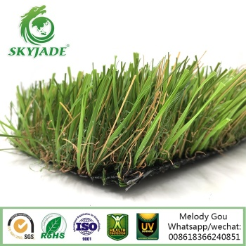 Premium Quality US Tiger Turf 35mm Synthetic Grass Latex Foam Backing Grass Artificial For Home Garden
