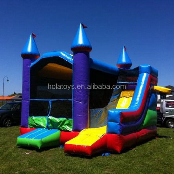 Hola bouncy castle for adult and kids/inflatable adult bounce house/inflatable bouncer