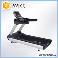 pro fitness treadmill with high horse power/commercial treadmill/fitness treadmill equipment
