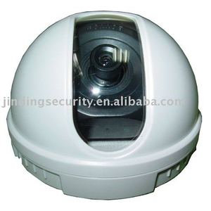 (JD-CD2130) 3.5Inch Plastic Casing Dome Security CCTV Camera
