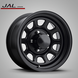 16 Inch Steel Wheel Rims 5x150 Large Hole 4x4 Offroad Jeep Wheels