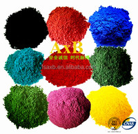 Factory Supply Ceramic Pigment with Rich Color red / green / pink / blue / yellow powder