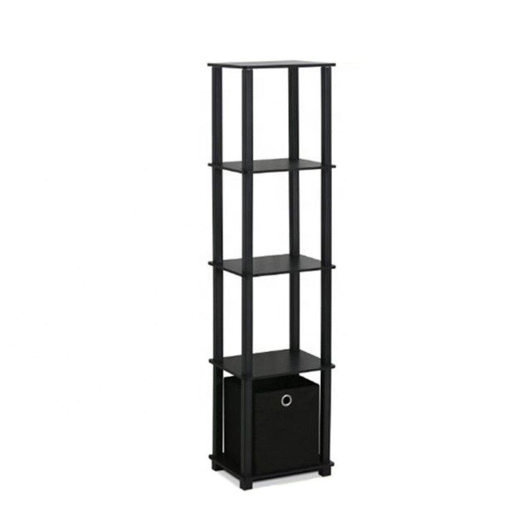 Iron Organizer Shelf 4 Shelves Display
