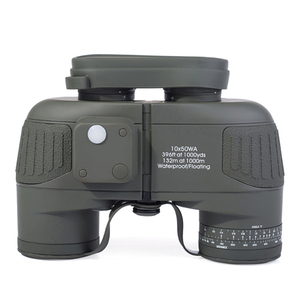 10x50 Military Tactical High Quality Russia Dustproof Waterproof Professional Marine Rangefinder Army Combat Binoculars
