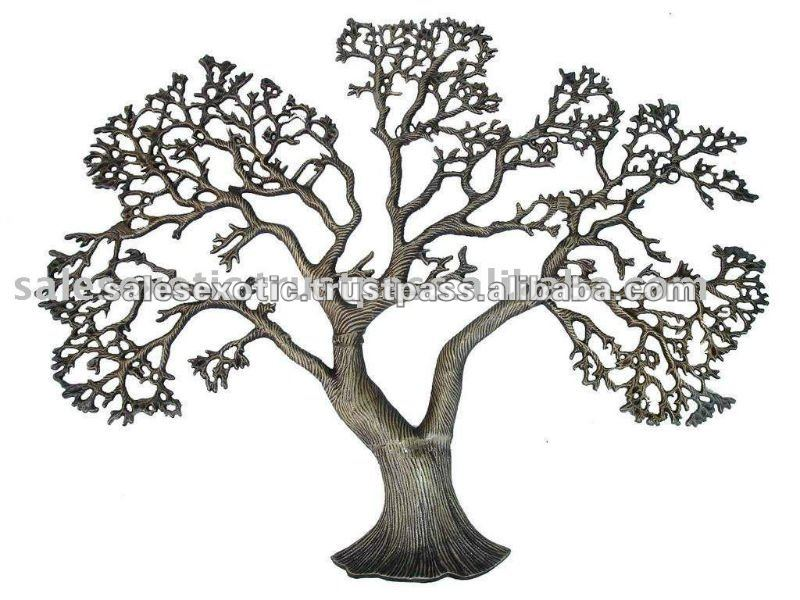 Metal Wall Tree Of Life Decor - Buy Metal Wall Tree Of Life Decor ...