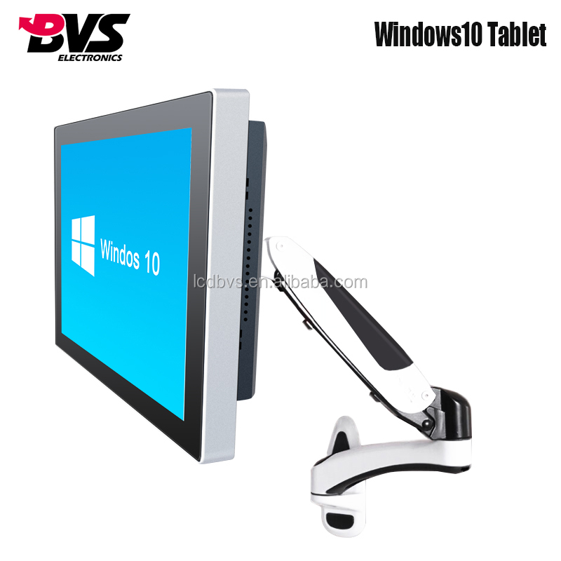 12'' Touchscreen mini pc with rj45 port