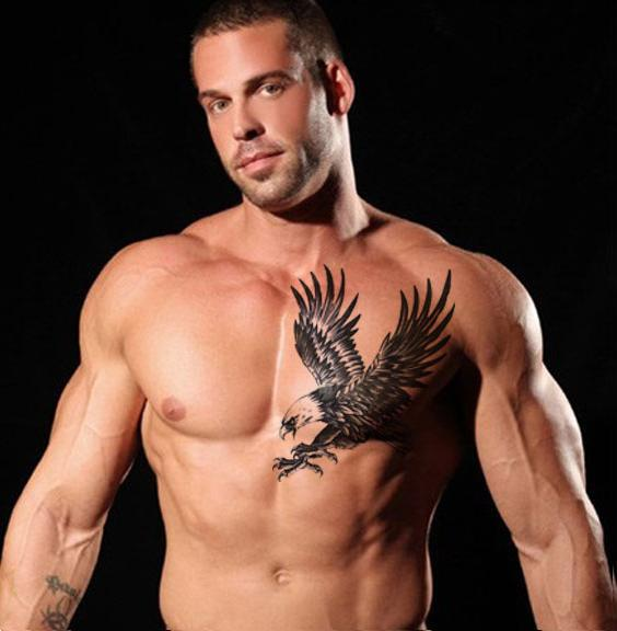 29 perfect henna tattoo chest for men. Black Bedroom Furniture Sets. Home Design Ideas