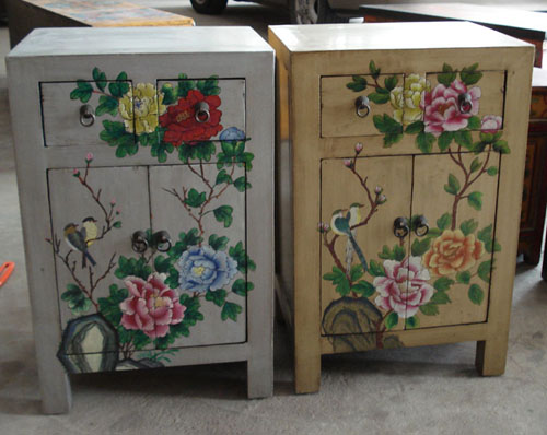 Meubles anciens chinois peint cabinet meubles en bois id for Meuble cabinet chinois