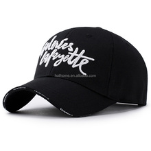 2017 Professional factory custom good quality cheap promotional sport hats basketball 6 panel caps
