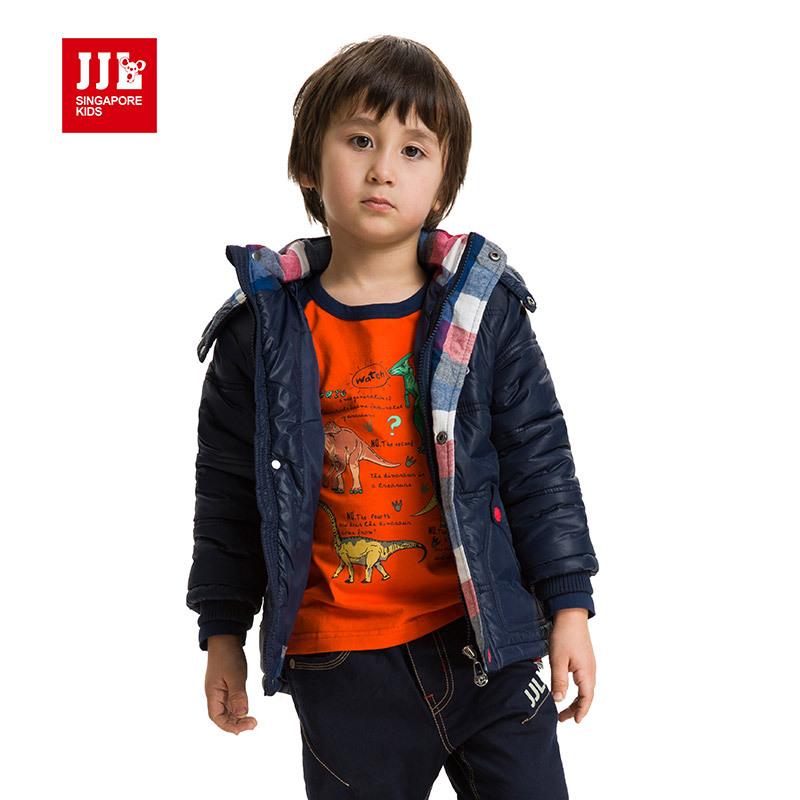 hot winter children s coat boys warm coat winter children cotton padded thick clothes outwear kids