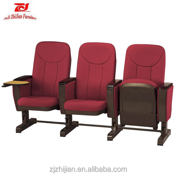 The Cheapeat Price Auditorium Chair CinemaTheater Chair Seating Auditorium Furniture For Hall ZJ-1006-9