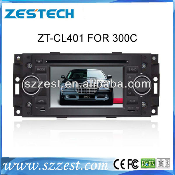 ZESTECH China factory 2 Din Touch screen Dvd Gps Navigation System autoradio gps For Jeep Wrangler car radio (2003-2006)