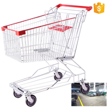 Folding Children Wheeled Rolling Shopping Trolley Carts
