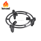 Supplier Electric Stove Covers Cast Iron Parts Gas Burner For Bbq