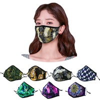cotton winter reusable washable face mask/PM 2.5 dust mask/mask respirator