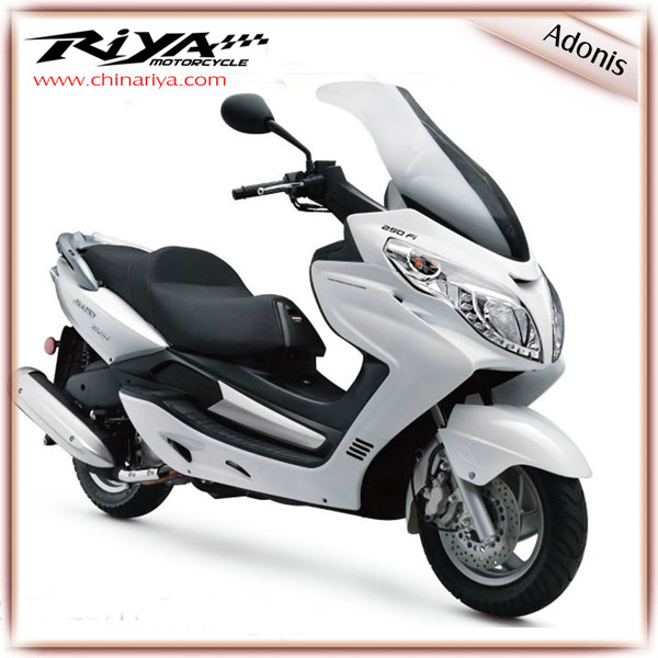 moto scooter de 250cc