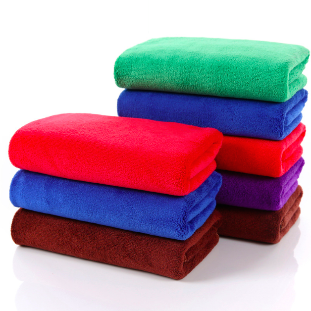Car cleaning wash towel cloth car drying natural chamois cleaning cloth premium