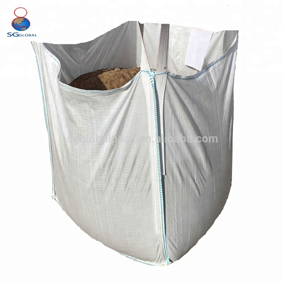 China Wholesale Polypropylene Jumbo Big Bags 1500kg