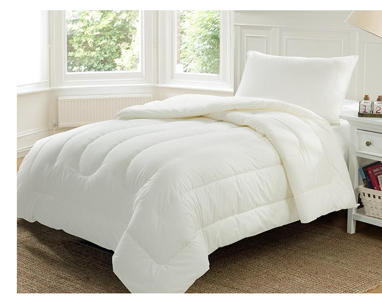 Wholesale Soft White 100% Polyester Hotel Quilts,Hotel Duvet ... : hotel quilts - Adamdwight.com