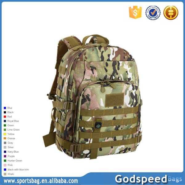 military backpack, molle tactical/ military backpack