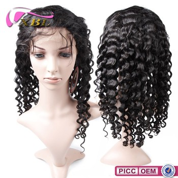 Xbl Best Selling 12 Inch Curly Human Hair