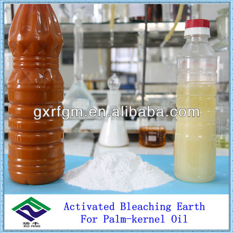 Activated Bleaching Earth For Palm Oil