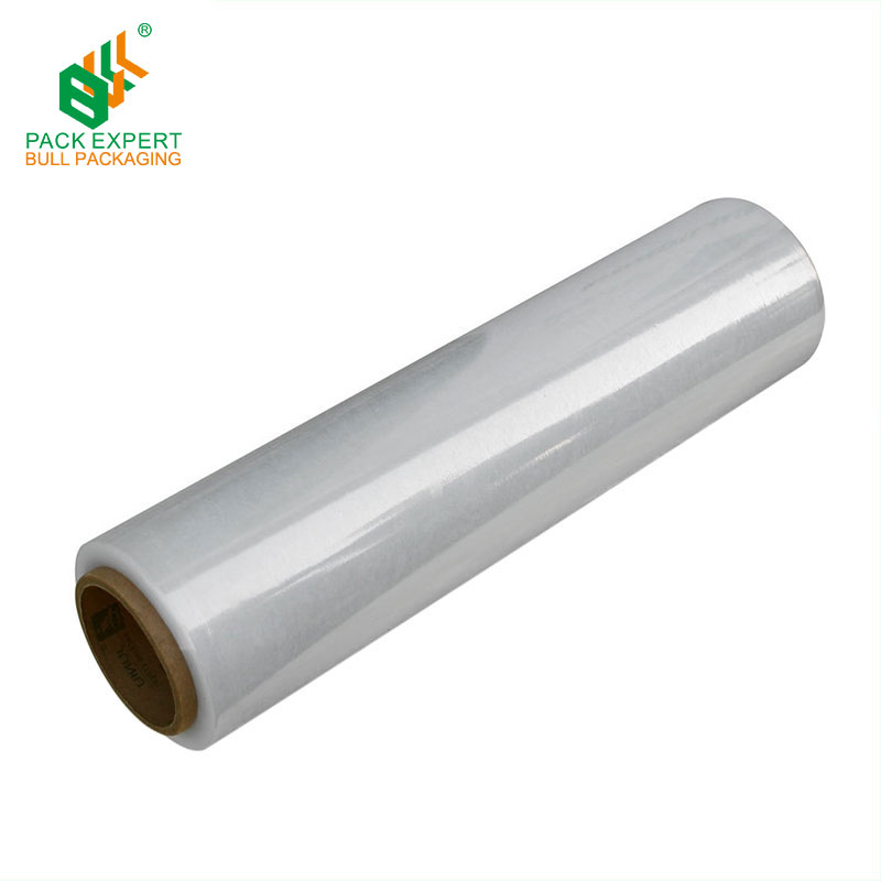 Clear Machine Plastic Verpakt Roll Lamineren PE Stretch Film