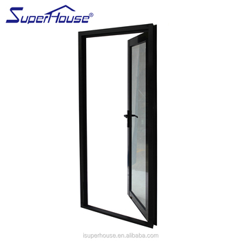Australia Standard As2047 Powder Coated Double Glazed Aluminium ...