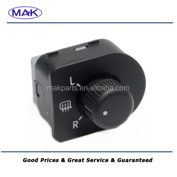 New Auto Mirror Control Switch VW Golf Bora Passat New Beetle 1J1 959 565 F /1J1 959 565F