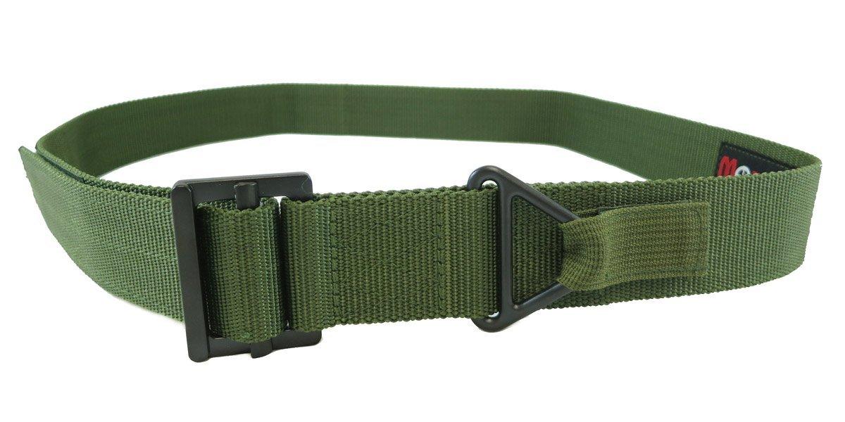 Monstrum Tactical TB07 Heavy Duty Tactical Belt, Large
