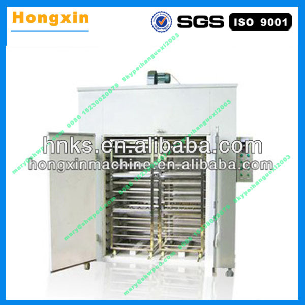 stainless steel electric or gas or steam heating industrial dehydrator