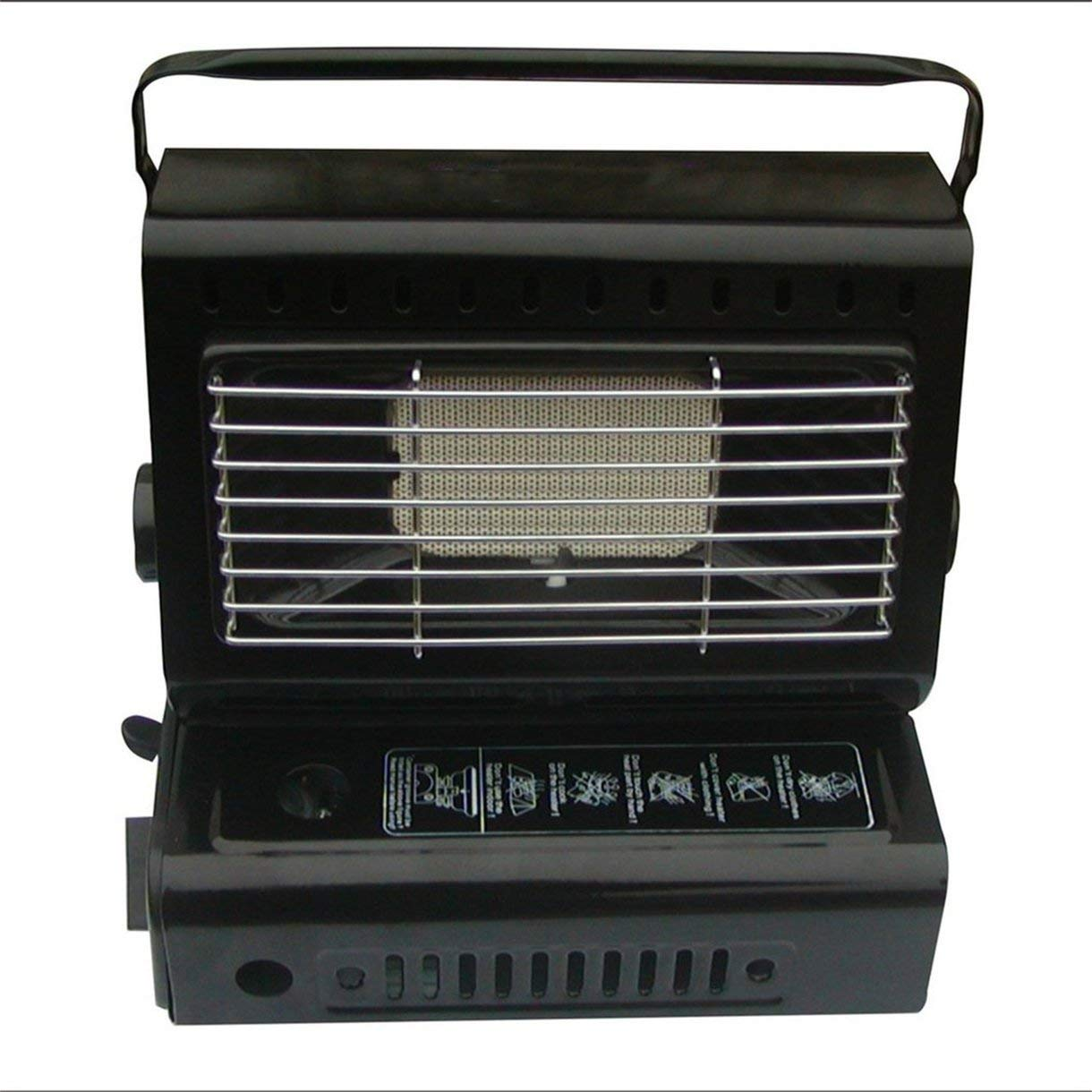 megai Outdoor Heater Burner Gas Heater Travelling Camping Hiking Picnic Equipment Dual-purpose Use Portable Stove Heater Iron