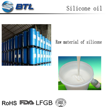 Methyl terminated hydrogen silicone oil