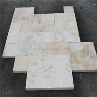 Domestic coffee travertine stone