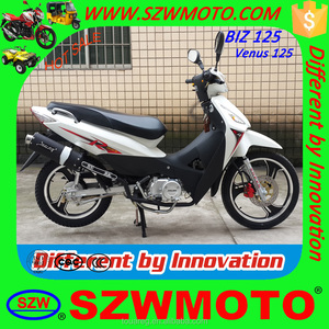 Hot Sale in South America Low consumption Biz 125 cub motorcycle