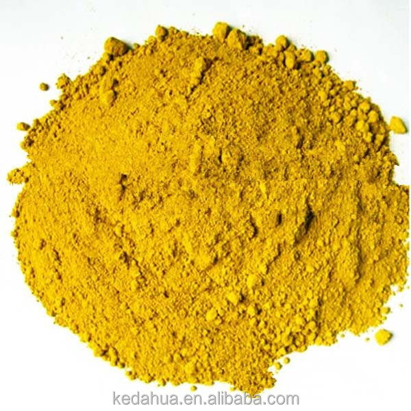 Painting Iron Oxide yellow 313