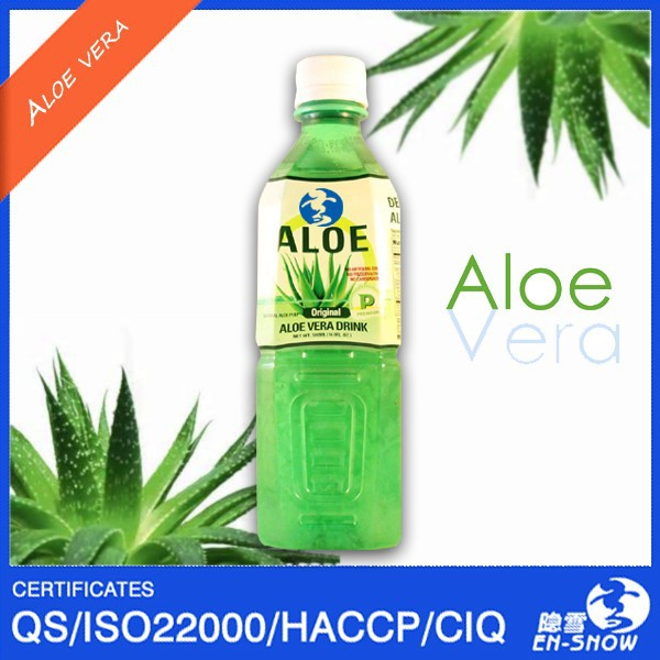 Sugar Free Aloe Vera Drink with pulp