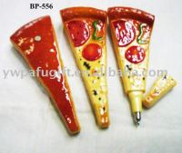 pizza promotional gift ball pen
