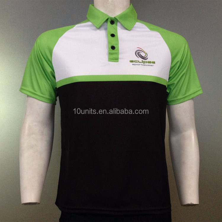 Hot sale full sublimation 2017 polo shirt custom mens polo shirt