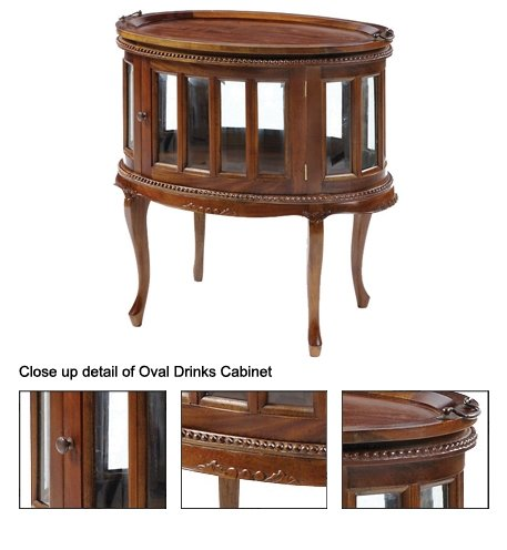 - Oval Drinks Cabinet - Buy Drinks Cabinet Product On Alibaba.com