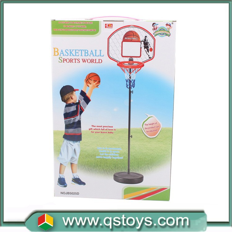 2015 new eco-friendly design basketball play set with wholesale price