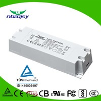 Active PFC single output typle 36W 600ma 900ma led lighting driver