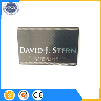 High Quality Metal Membership Card American Express Black Card Amex Black Card