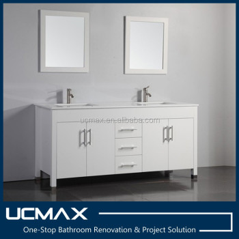 Phoenix Stone Top White Bathroom Vanity With Oval Sink Buy Phoenix