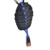 Paracord Grenade Emergency Kit HIGH QUALITY 550 Parachute Cord Has an Attached Whistle for Signaling