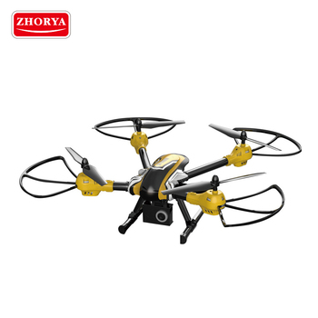 Zhorya K70 hexa selfie quadcopter self flying drone with full hd camera