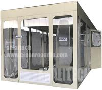 Modular air shower clean room Best factory price