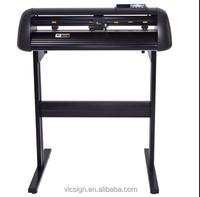 630mm vinyl printer plotter cutter distributor HW630 Mac compatiable vinyl cutter plotter machine with contour cutting