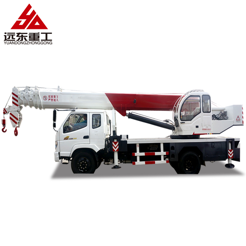 vehicle pickup truck mounted hydraulic boom lift crane